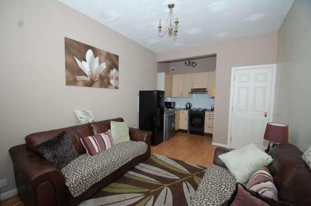 1 Bedroom Flat for sale in 66 Paisley Road, Renfrew, PA4