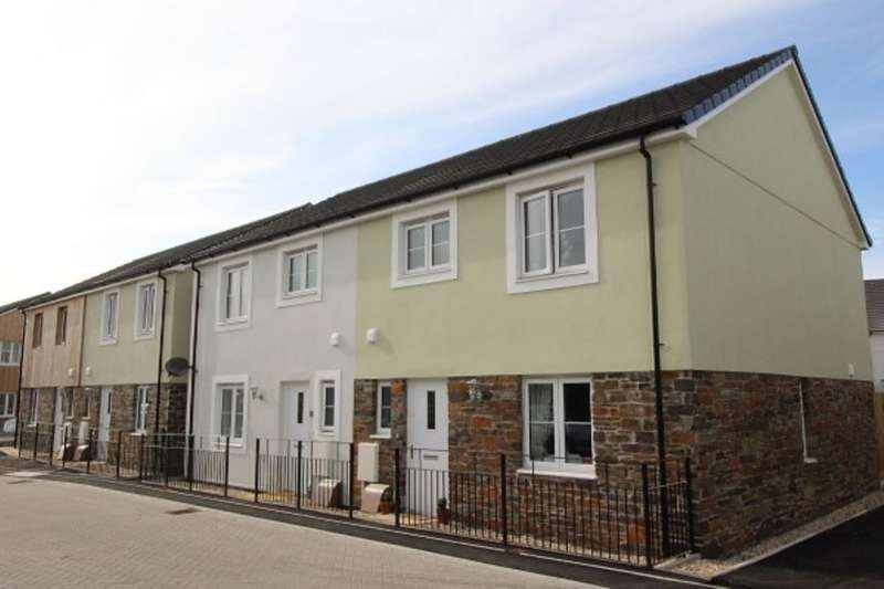 3 Bedrooms Semi Detached House for sale in St Rumons Parc Rule Street, Redruth, TR15