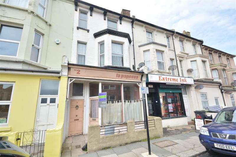 2 Bedrooms Terraced House for sale in Hughenden Place, Hastings