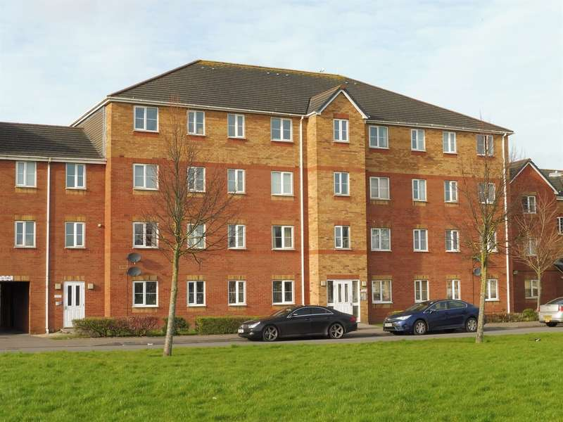 1 Bedroom Ground Flat for sale in Beaufort Square, Cardiff