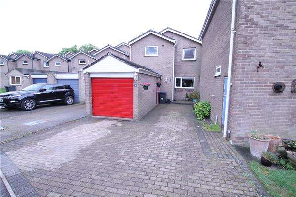 3 Bedrooms Terraced House for sale in Ashbourne Close
