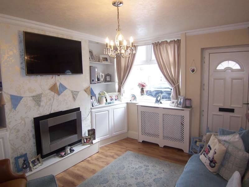 2 Bedrooms Terraced House for sale in Milward Road, Loscoe