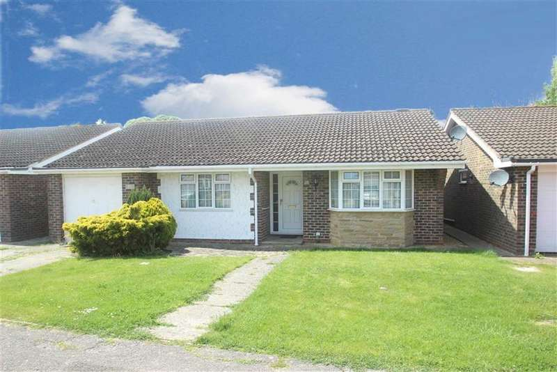 2 Bedrooms Detached Bungalow for sale in Dell Drive, Angmering, West Sussex