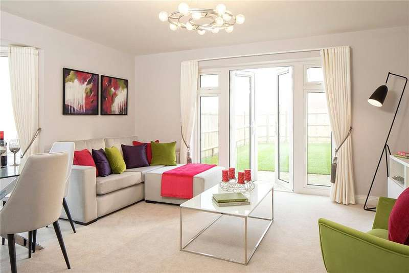 3 Bedrooms End Of Terrace House for sale in Brand New CALA Home, Shopwyke Lakes, Shopwhke Road, Chichester, PO20