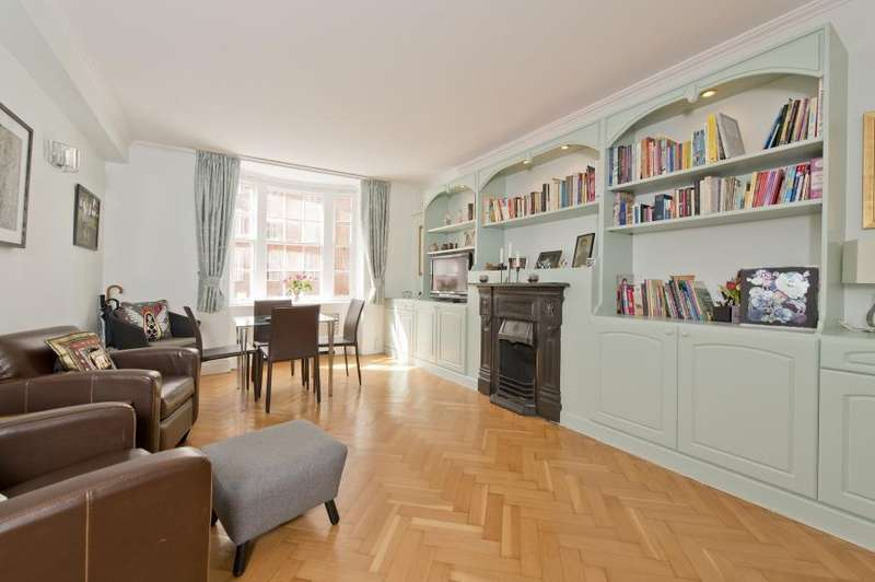 2 Bedrooms Flat for sale in Ralph Court, Bayswater W2