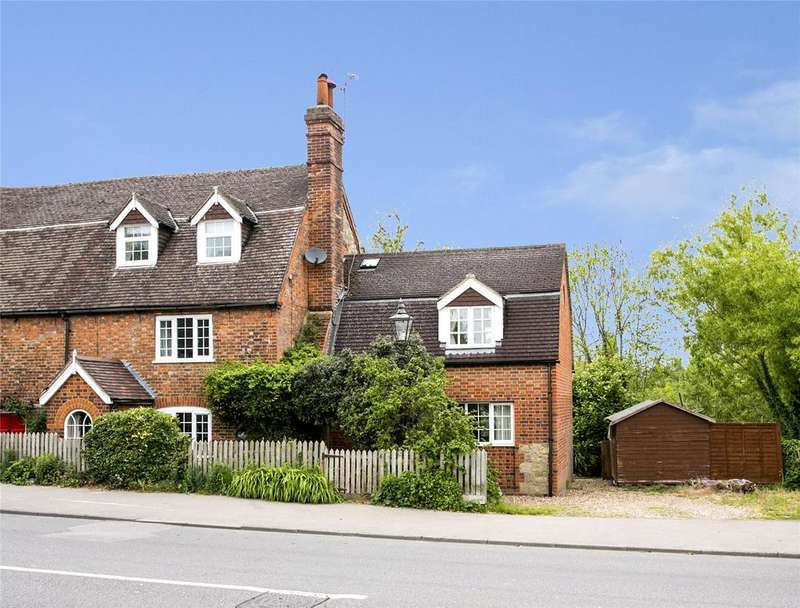 4 Bedrooms End Of Terrace House for sale in Seal Road, Sevenoaks, Kent