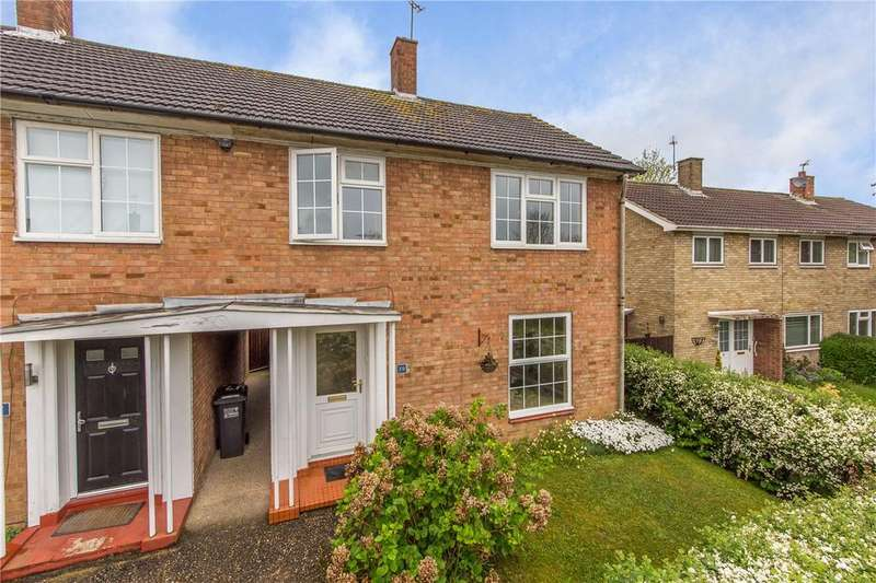 3 Bedrooms End Of Terrace House for sale in Harwood Hill, Welwyn Garden City, Hertfordshire