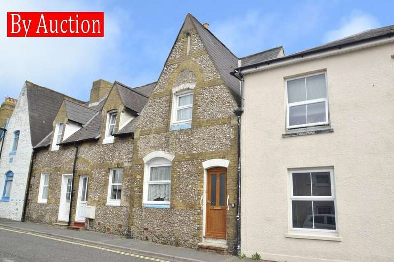 1 Bedroom Terraced House for sale in West Street, Ventnor