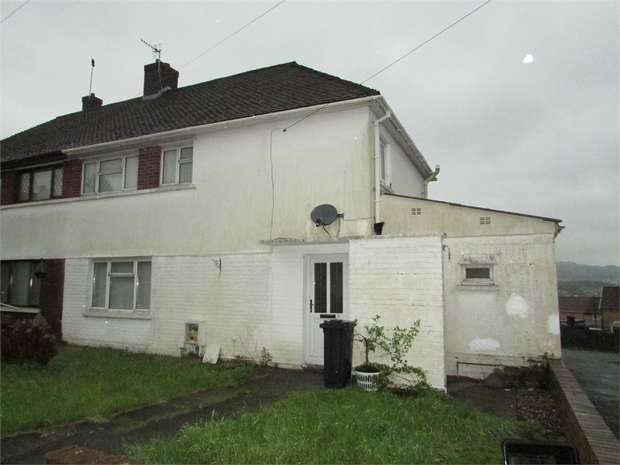 3 Bedrooms Semi Detached House for sale in Heol Penlan, Longford, Neath, West Glamorgan