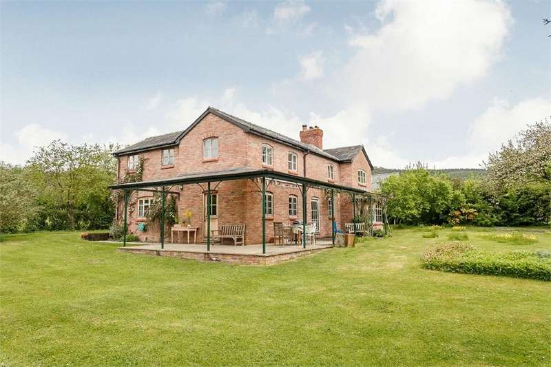 5 Bedrooms Detached House for sale in Checkley, Herefordshire