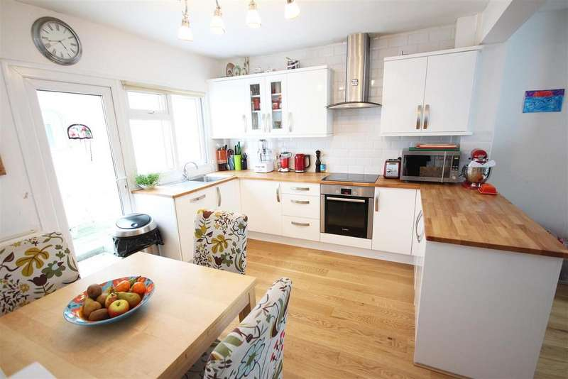 3 Bedrooms Terraced House for sale in Washington Street, Hanover, Brighton