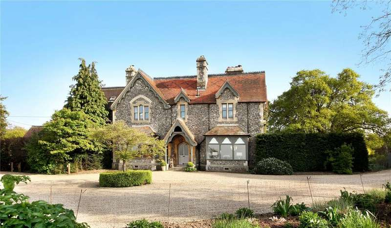 4 Bedrooms House for sale in Drift Road, Winkfield, Windsor, Berkshire