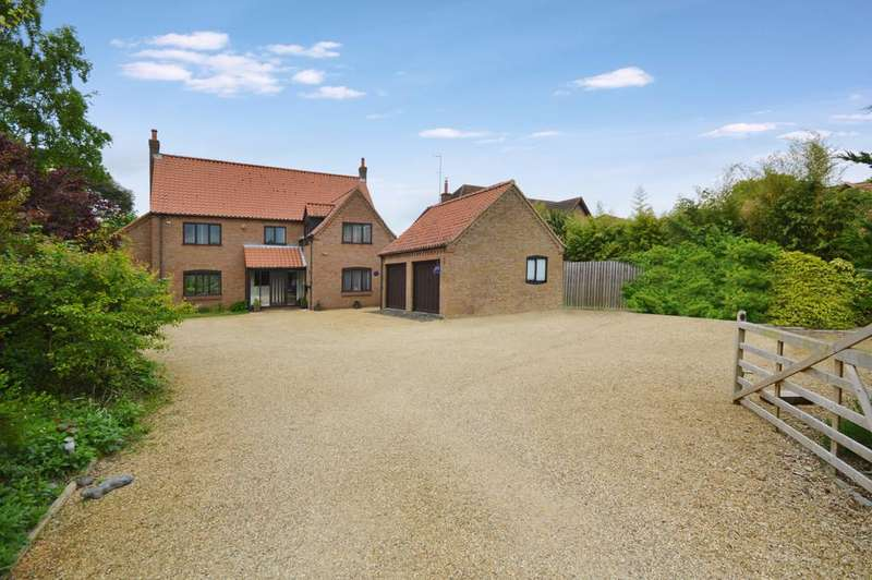 5 Bedrooms Detached House for sale in Glosthorpe Manor, Ashwicken, Norfolk