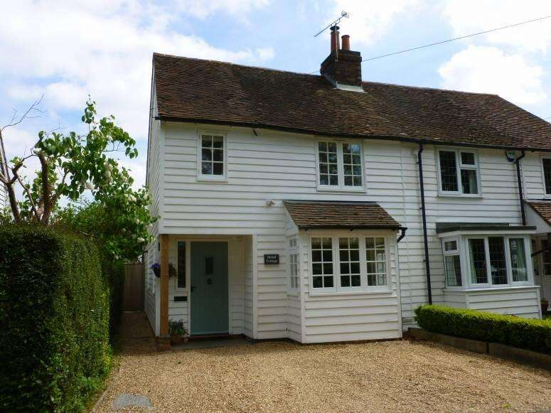 4 Bedrooms House for sale in Mill Lane, Sissinghurst, Cranbrook, Kent, TN17 2HX