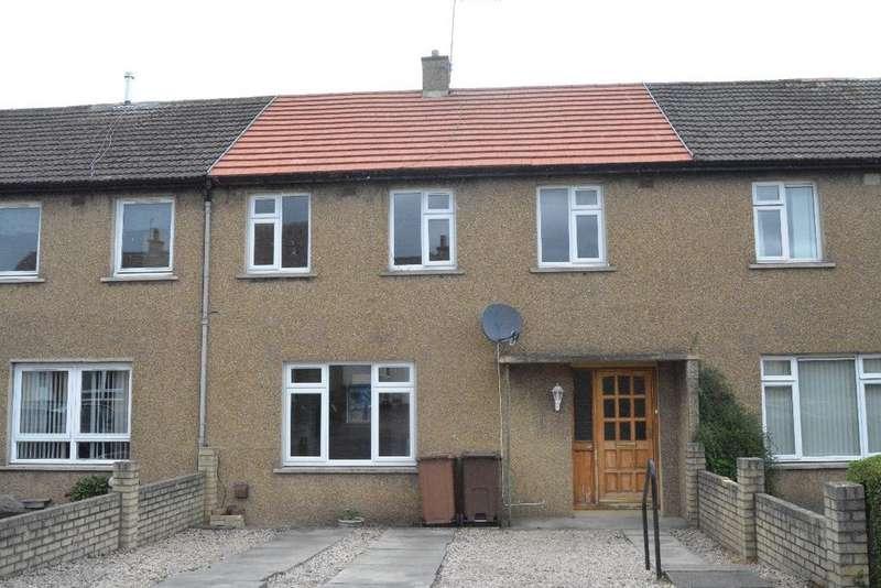 3 Bedrooms Terraced House for sale in Elizabeth Crescent, Camelon, Falkirk, FK1 4JF