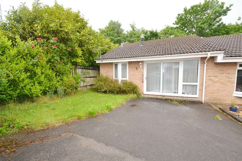 2 Bedrooms Bungalow for sale in Boyatt Wood