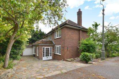 3 Bedrooms Detached House for sale in Elstree Hill, Bromley
