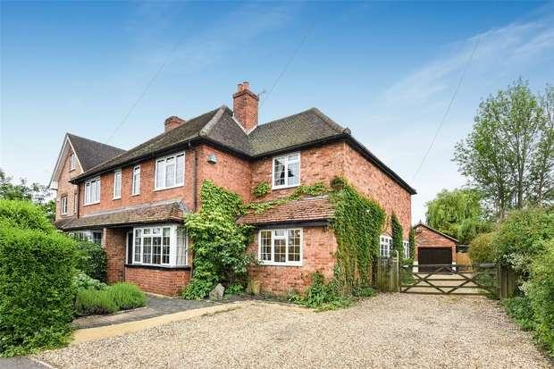 4 Bedrooms Semi Detached House for sale in Emmbrook Road, WOKINGHAM, Berkshire