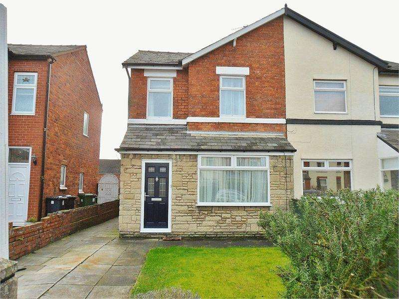 3 Bedrooms Semi Detached House for sale in Poulton Road, Southport