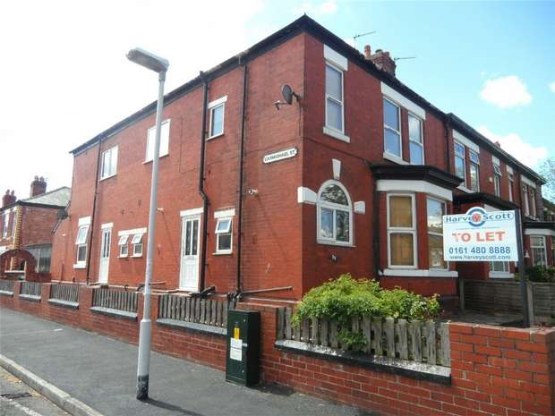 5 Bedrooms End Of Terrace House for sale in Bloom Street, Edgeley, Stockport, Cheshire