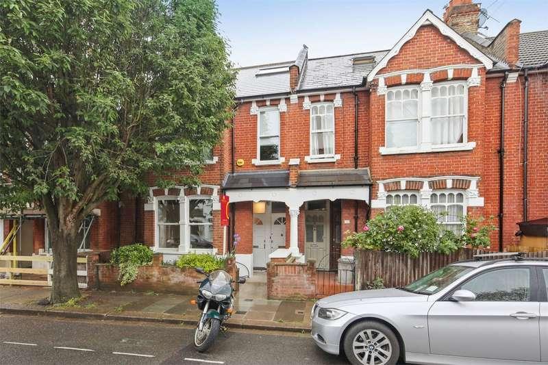 3 Bedrooms Flat for sale in Collingbourne Road, Shepherds Bush