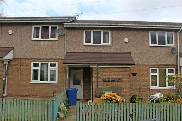 3 Bedrooms Terraced House for sale in Naden Walk, Whitefield, Manchester, Lancashire