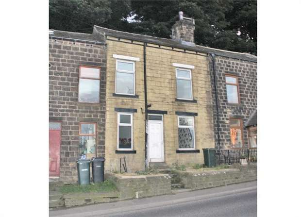 3 Bedrooms Terraced House for sale in Halifax Road, Keighley, West Yorkshire