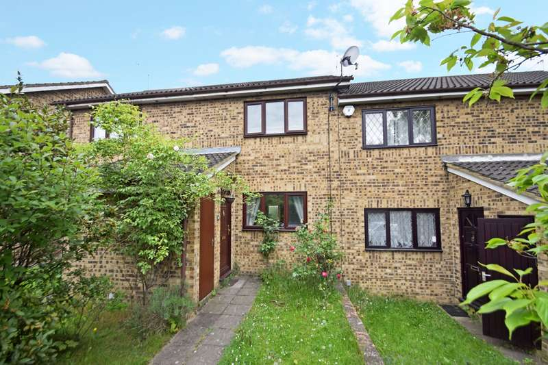 2 Bedrooms Terraced House for sale in Lent Rise Road, Burnham, SL1