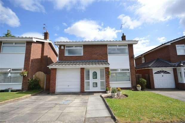 4 Bedrooms Detached House for sale in Gotham Road, Spital, Merseyside