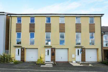 3 Bedrooms Terraced House for sale in Over Drive, Patchway, Bristol, Gloucestershire