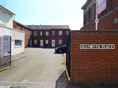 2 Bedrooms Flat for sale in Hanover Place, Hanover Street, Cheltenham, Gloucestershire
