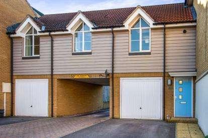 2 Bedrooms Flat for sale in Stanier Road, Mangotsfield, Bristol, Gloucestershire