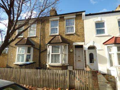 3 Bedrooms Terraced House for sale in Linnell Road, London