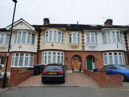 4 Bedrooms Terraced House for sale in Orchard Crescent, Enfield, Middlesex
