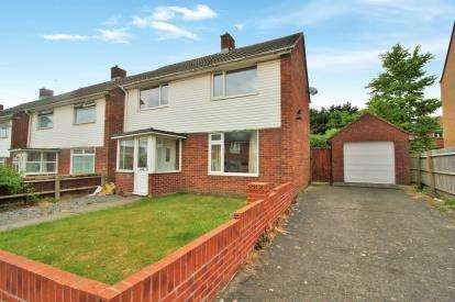 3 Bedrooms End Of Terrace House for sale in St. Lucia Crescent, Horfield, Bristol
