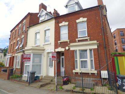 3 Bedrooms End Of Terrace House for sale in Brunswick Road, Gloucester, Gloucestershire
