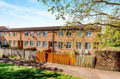 3 Bedrooms Terraced House for sale in Winchester Road, Sandy, Bedfordshire, N/A