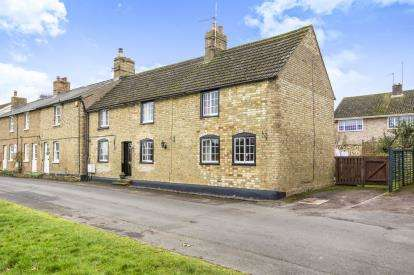 4 Bedrooms Detached House for sale in Brookside, Alconbury, Huntingdon, Cambs