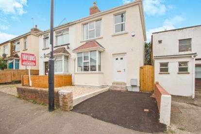 3 Bedrooms Semi Detached House for sale in Forest Road, Fishponds, Bristol