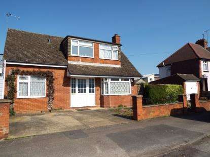 2 Bedrooms Detached House for sale in Oakley Close, Luton, Bedfordshire