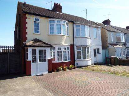 3 Bedrooms End Of Terrace House for sale in Beechwood Road, Luton, Bedfordshire