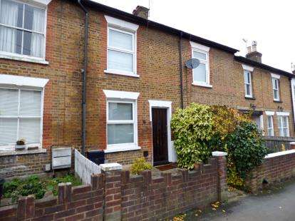 2 Bedrooms Terraced House for sale in Villiers Road, Watford, Hertfordshire