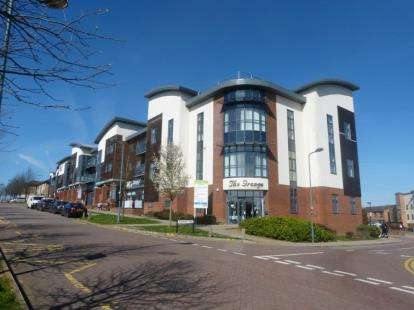 2 Bedrooms Flat for sale in Dunthorne Way, Grange Farm, Milton Keynes
