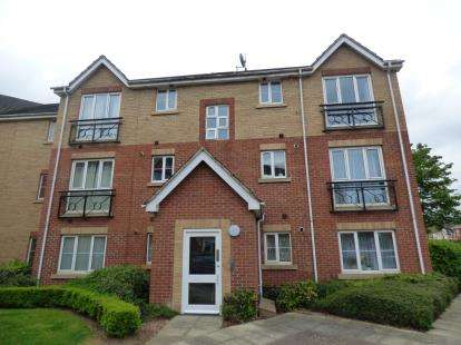 2 Bedrooms Flat for sale in Shankley Way, Northampton, Northamptonshire