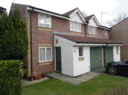 4 Bedrooms Semi Detached House for sale in Taunton Drive, London