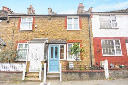 2 Bedrooms Terraced House for sale in Hillside Grove, Southgate, London, .