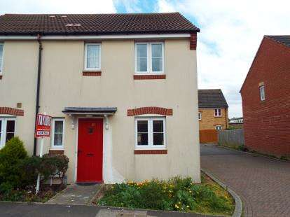 3 Bedrooms End Of Terrace House for sale in Horsham Road, Swindon, Wiltshire