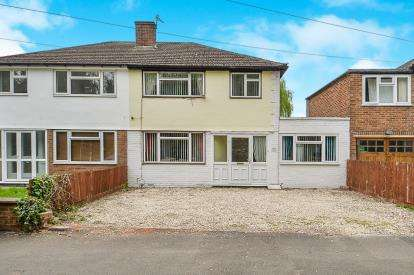 3 Bedrooms Semi Detached House for sale in Grimsbury Green, Banbury, Oxfordshire