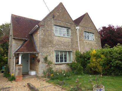 2 Bedrooms Semi Detached House for sale in Turweston, Brackley, Northamptonshire, Northants