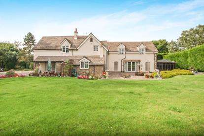 5 Bedrooms Detached House for sale in The Lodge, Gloucester Road, Bristol, South Gloucestershire